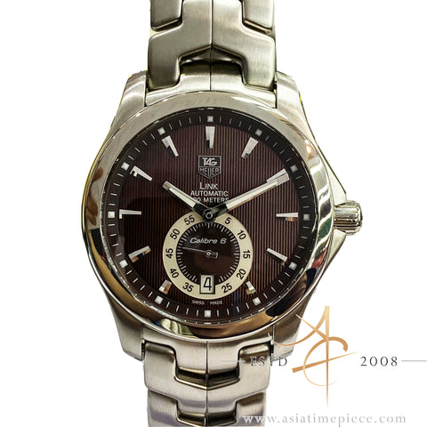TAG Heuer Link Calibre 6 Automatic Watch