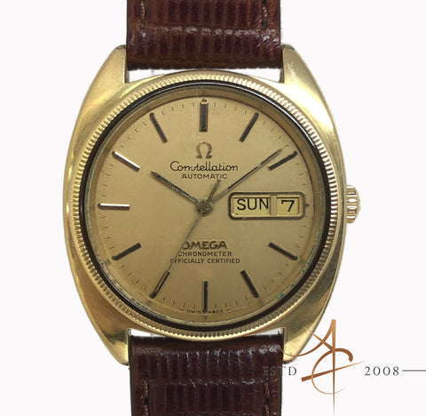 Omega Constellation Vintage Watch Ref: 168.0057
