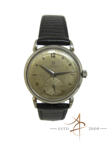 Omega Vintage Bumper Automatic Watch