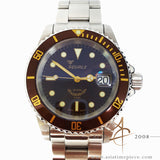 Squale Root Beer 20 Atmos Y1545 Automatic Swiss Watch