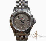 Tag Heuer Professional WD1211-K-20 Quartz Watch