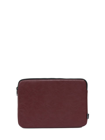Laptop Sleeve - Andre Wine Red