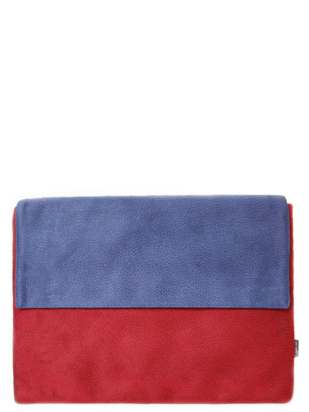 Laptop Sleeve - Red Blue
