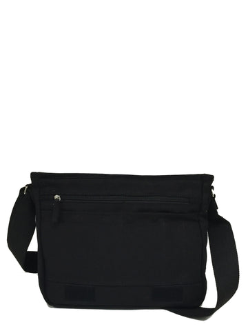 Oregon Messenger Sling Bag (Black)