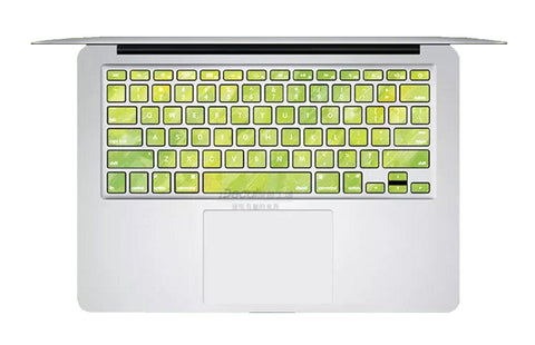 Keyboard Sticker - Forest
