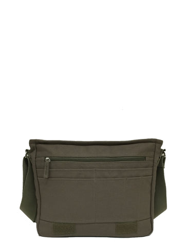 Oregon Messenger Sling Bag (Olive)