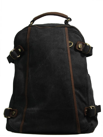 Manhattan Quinn Backpack (Charcoal)