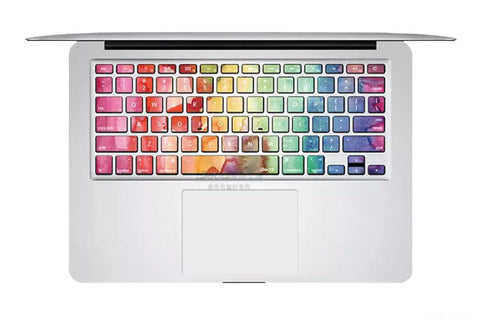 Keyboard Sticker - Rainbow