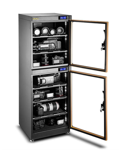 HINISO 160L Dry Cabinet