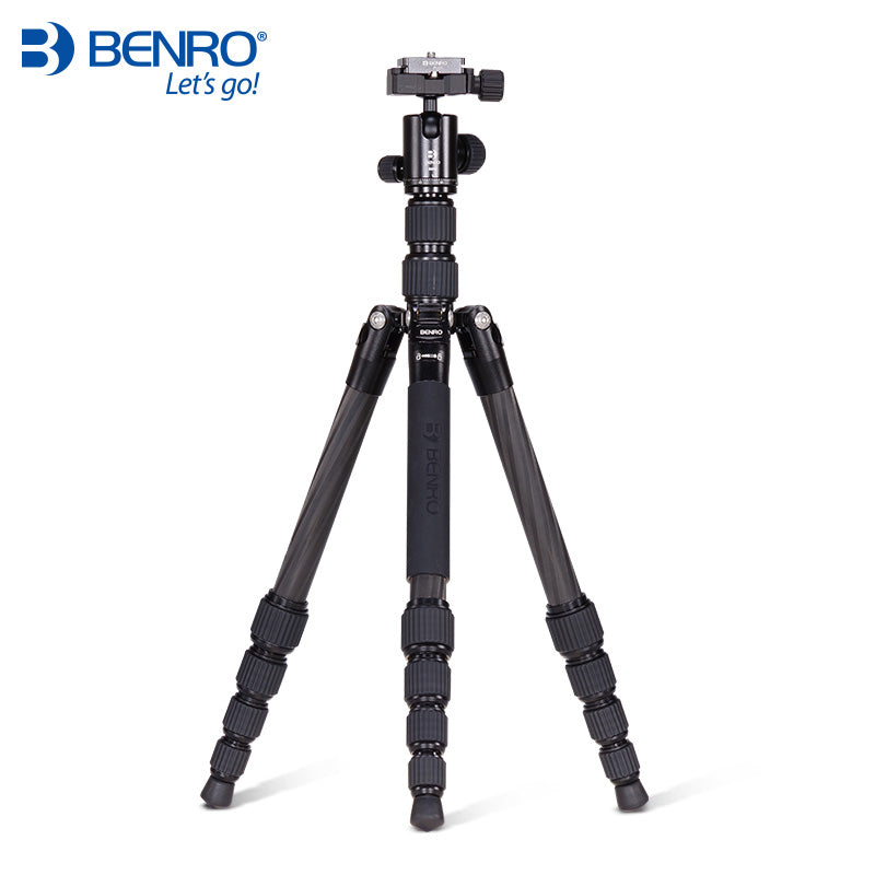 Camera Tripod Carbon Fiber (Entry/Professional Model)- Benro-MC09K-B -DryBox SG Pte. Ltd.