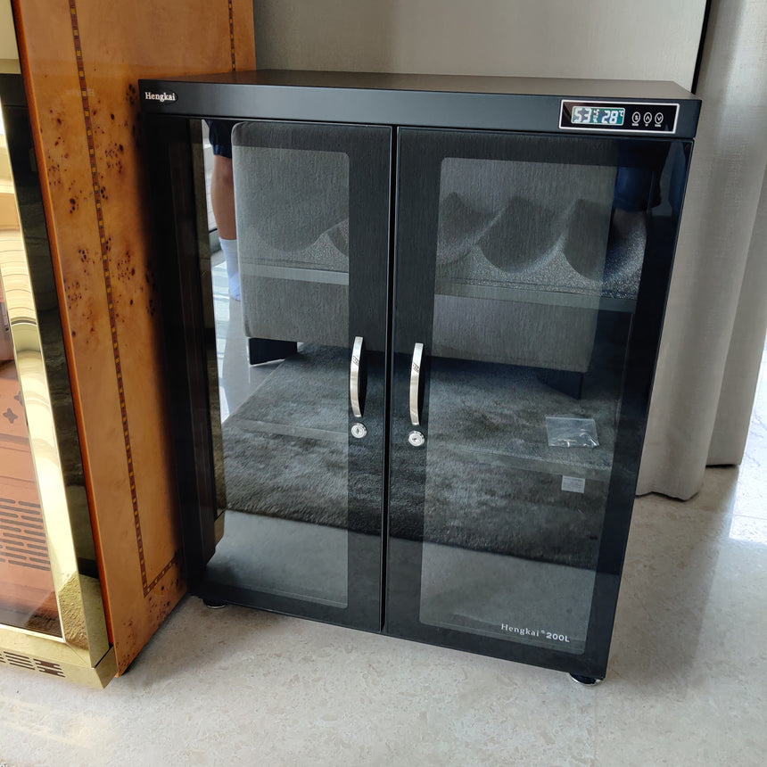 200L Dry Cabinet Box Ultra Low (5-60%RH)