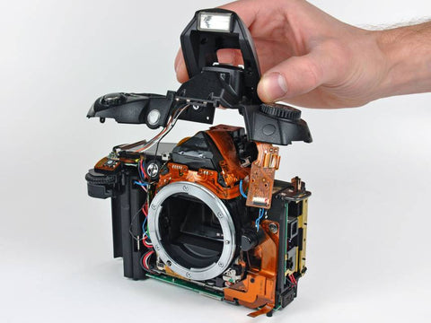 Camera Repair Pickup & Dropoff