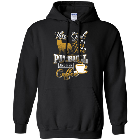 Pitbull and Coffee - Hoodie