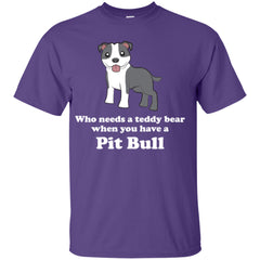 Apparel - I Have A Pit Bull - Kids
