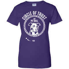Apparel - Pit Bull Circle Of Trust - Shirt