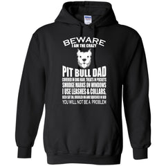 Hoodies - I Am The Pit Bull Dad - Hoodie
