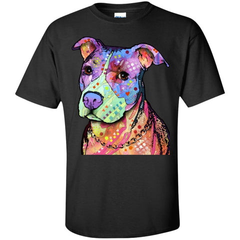 Multicolor Pit Bull - Shirt
