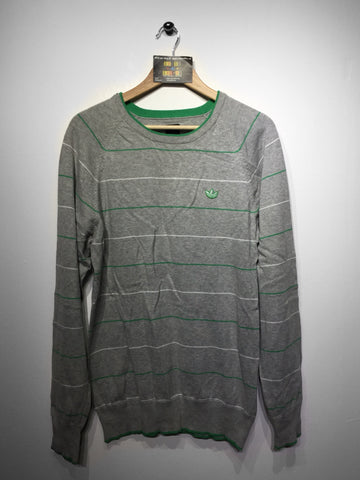 Adidas Sweatshirt Large Fits Oversized