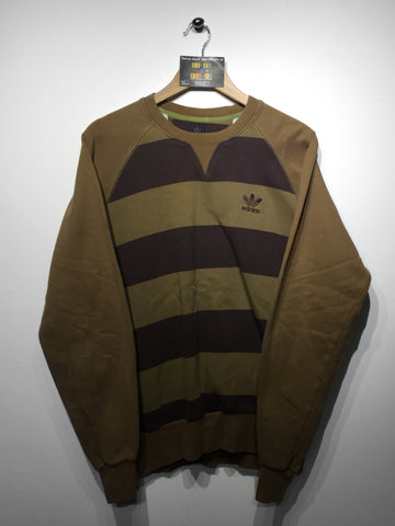 Adidas Sweatshirt Large