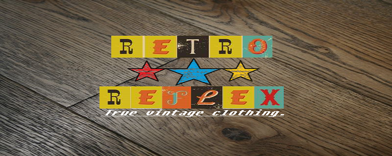 Retro Reflex - Home to Vintage And Retro Clothing UK