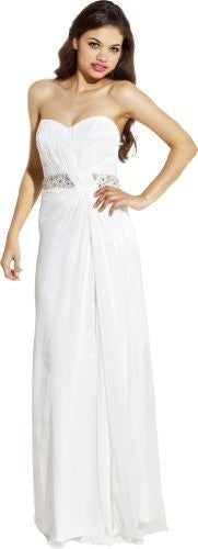 Goddess Long Gown Prom Dress Bridesmaid
