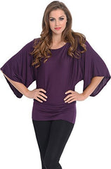Kimono Off-Shoulder Tee T-shirt Top - PacificPlex - 18
