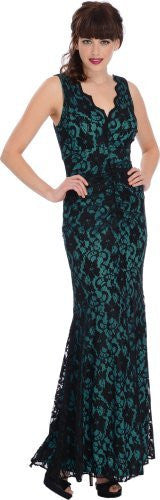 Lace Sleeveless Mermaid Homecoming Dress Mother of the Bride