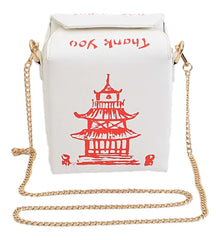 Chinese Take-Out Clutch Shoulder Bag - PacificPlex