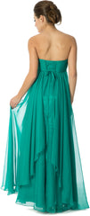 Sweetheart Evening Gown Prom Long Dress - PacificPlex - 5