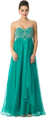Sweetheart Evening Gown Prom Long Dress - PacificPlex - 6