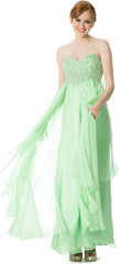Sweetheart Evening Gown Prom Long Dress - PacificPlex - 10