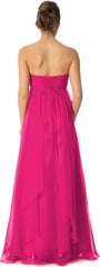 Sweetheart Evening Gown Prom Long Dress - PacificPlex - 15