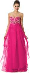 Sweetheart Evening Gown Prom Long Dress - PacificPlex - 16