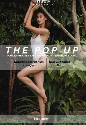 THE POP-UP SHOP BALI