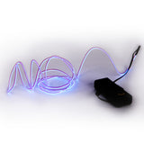 LED Neon Light Purple