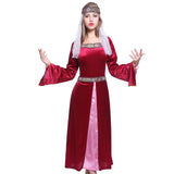 Ladiess Maid Marion Costume