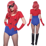 Sexy Superhero Spider Girl  Fancy Dress