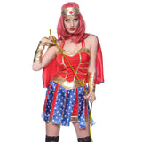 Wonder Girl Superhero Costumes