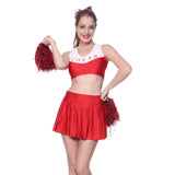 Cheerleader Uniform School Fancy Dresses