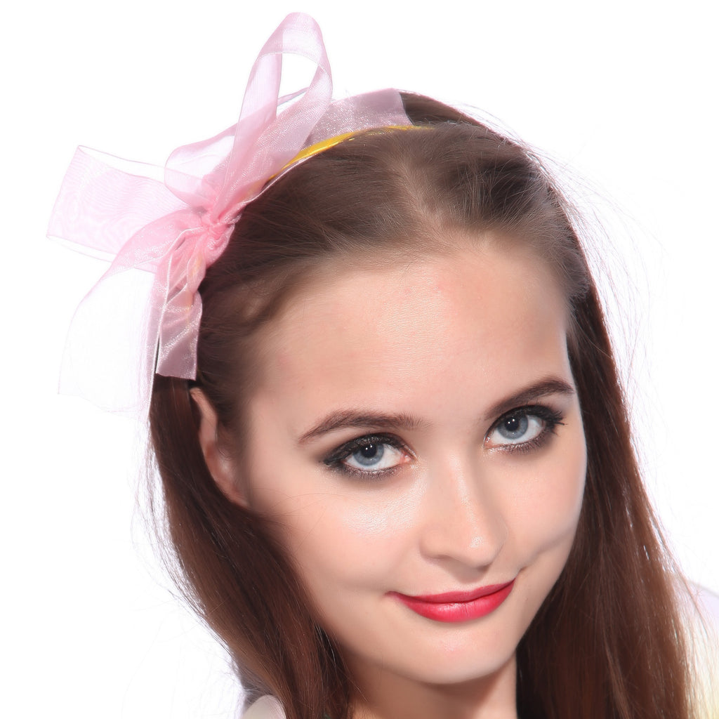 Ribbon Bowknot Headband