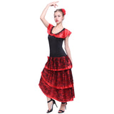 Spanish Flamenco Rumba Fancy Dress
