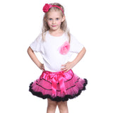 Girls Ruffle Tutu Skirt