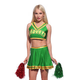 Bring it On Style Gloves Cheerleader Costume