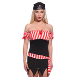 Ladies Pirate Costume