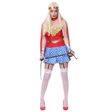 Wonder Woman Superwoman Fancy Dress