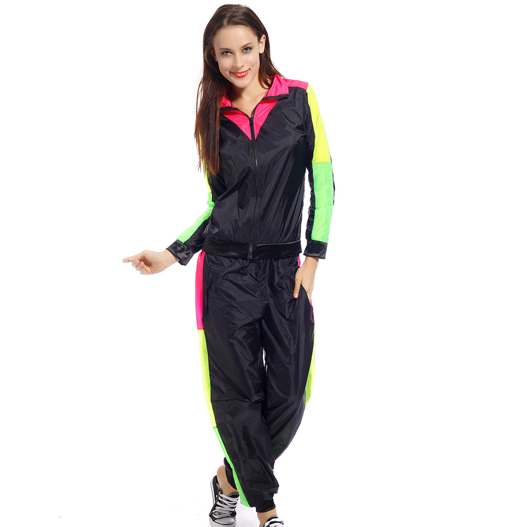 de11d19b3ec10 Women Vintage Sports Suit