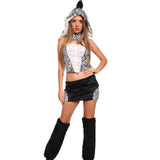 Zebra Animal Costume Fancy Dress