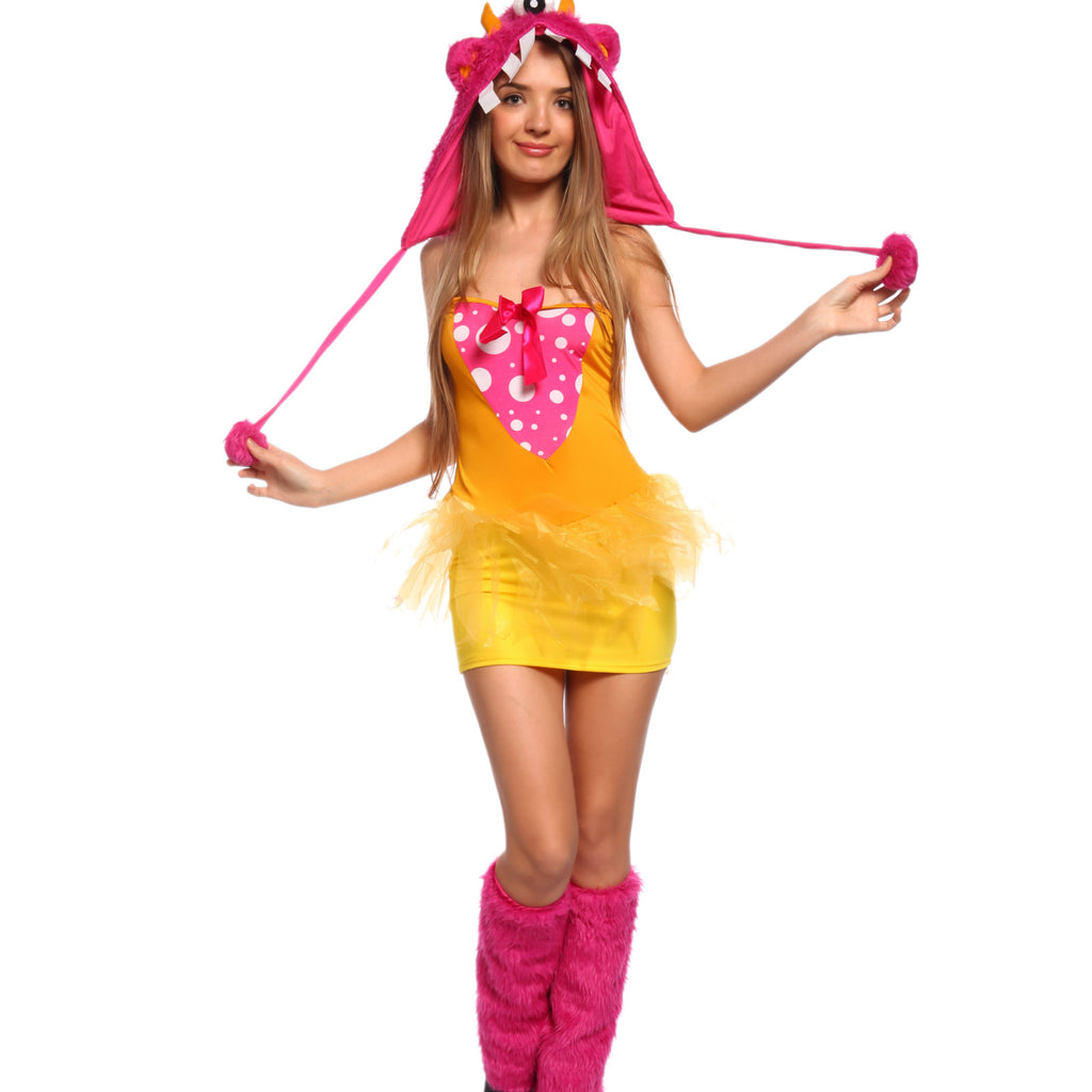Shelly Monster Animal Costume