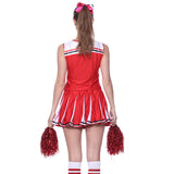 Ladies Glee Cheerleader Costume