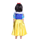 Girls Princess Snow White Costume